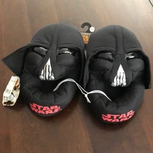 Brand new slippers